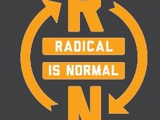 radical is normal LOGO
